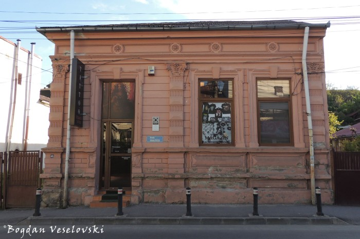 40, Egalității Str. - 'Pretorian-Tudosescu' House