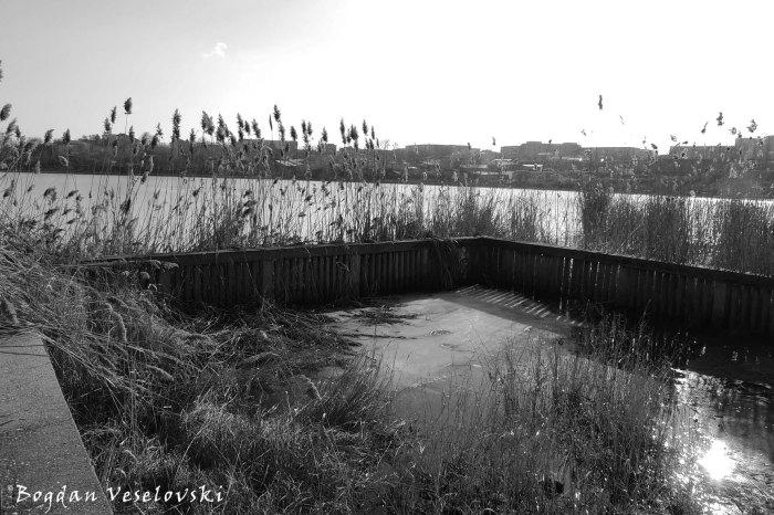 Fundeni Island - Swimming pond