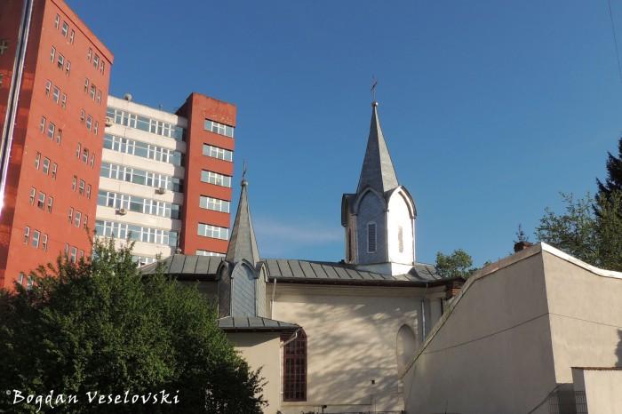 43, Egalității Str. - Biserica Apostolică Ortodoxă Armeană Sf. Ioan Botezătorul (Armenian Apostolic Orthodox Church 'St. John the Baptizer')