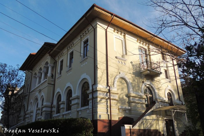 44, Armand Călinescu Str. - Former Prefecture, today Argeș County Museum