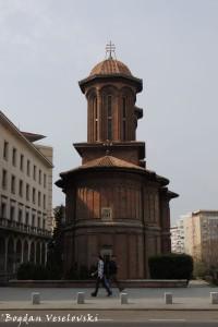 "45, Calea Victoriei - Biserica ""Adormirea Maicii Domnului"" - Krețulescu (Kretzulescu Church)"