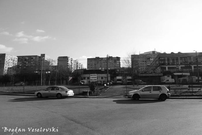 Ostrov Park, Pantelimon Neighborhood