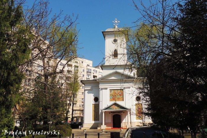 5, Sf. Ilie Str. - Biserica Ilie Rahova (St. Elijah Rahova Church, Bucharest)
