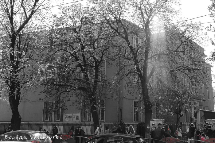 50, Pache Protopopescu Blvd. - Iancului School, Bucharest