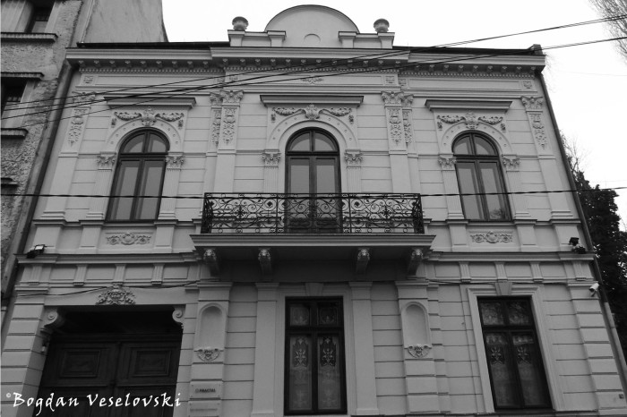 33, Dionisie Lupu Street
