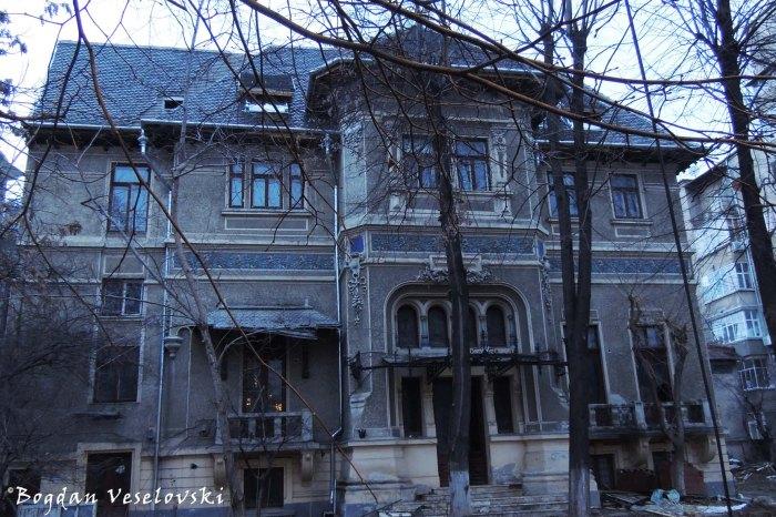 37, C.A.Rosetti Str. - Sabina Cantacuzino House