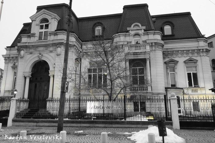 36, C.A.Rosetti Str. - Grigore Vasiliu-Bolnavu House (arch. Grigore Cerchez)