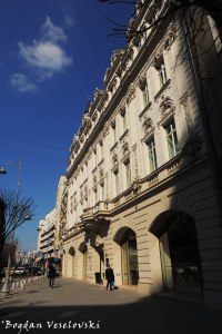 56, Calea Victoriei - Grand Hotel Continental, Bucharest