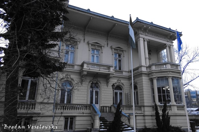 63-65, Jean Louis Calderon Str. - Embassy of Hungary