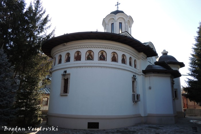 Schitul Dârvari Church