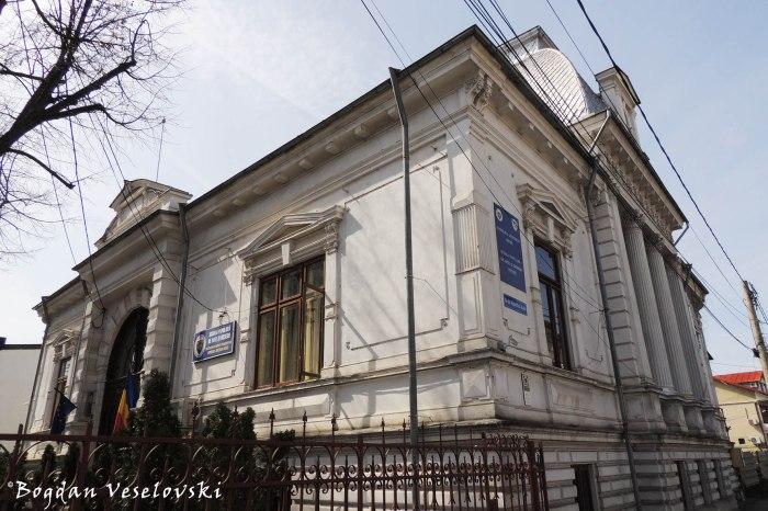 66, Republicii Blvd. - Școala Populară de Arte și Meserii Pitești (School of Arts Pitesti)