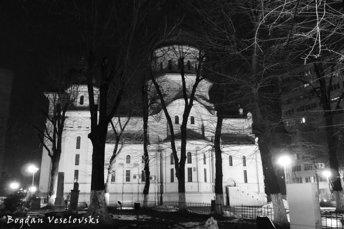 Biserica Sf. Dumitru, Colentina (St. Demetrius Church, Bucharest)