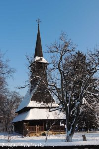 Dragomirești Church, Maramures County