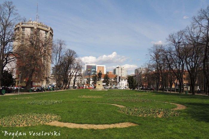Grădina Publică din Piteşti, fostul Parc 1907 (Pitesti Public Garden, former 1907 Park)