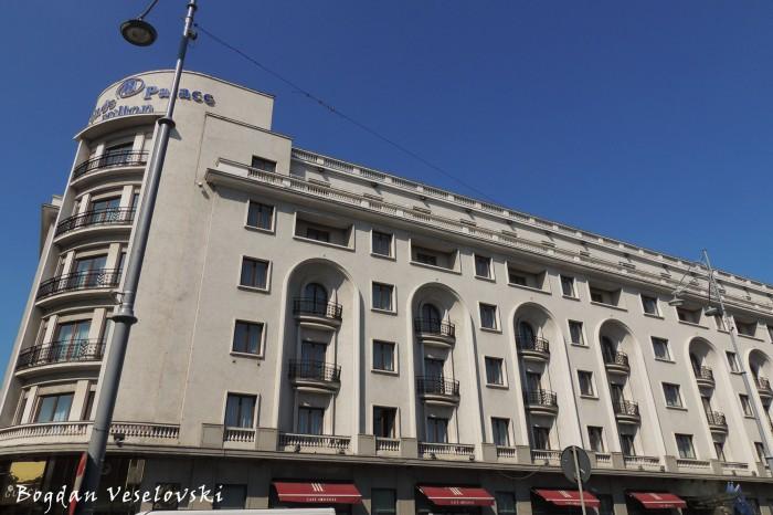 Hotel Athénée Palace Hilton Bucharest
