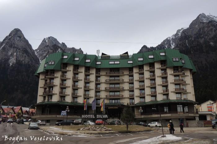 Hotel Silva, Bușteni