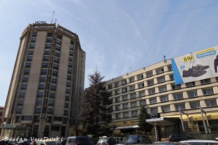 Muntenia Hotel, Pitești