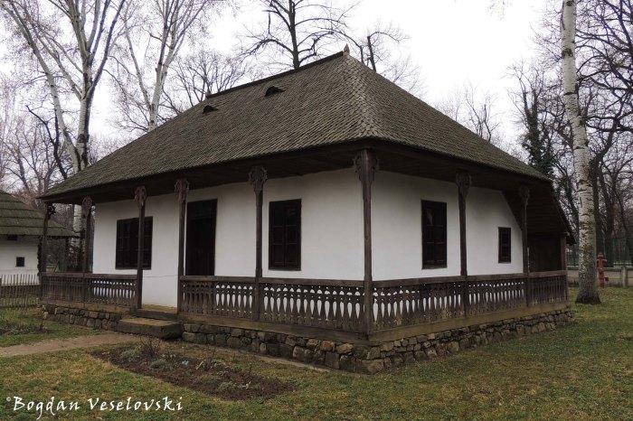 Piatra Șoimului, Neamț County (19th century)