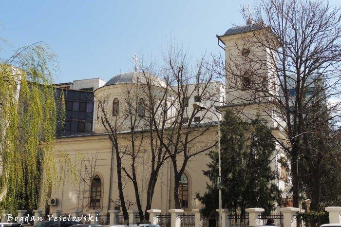 St. Elijah Rahova Church, Bucharest