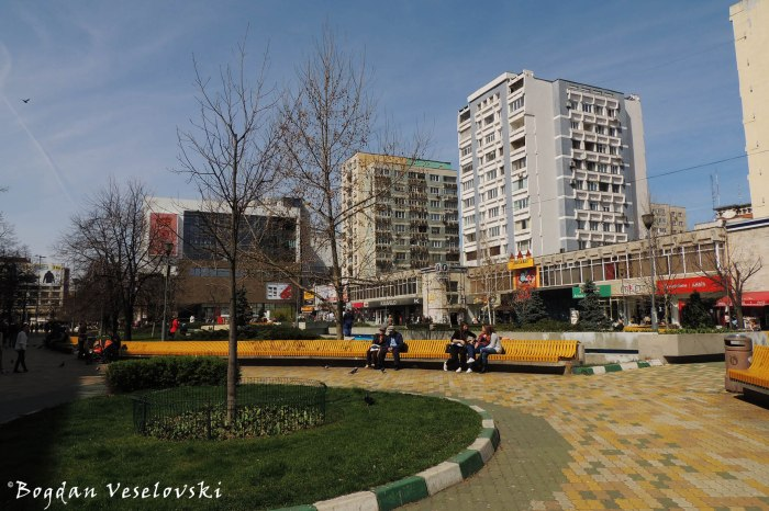 Victory Street, Pitești