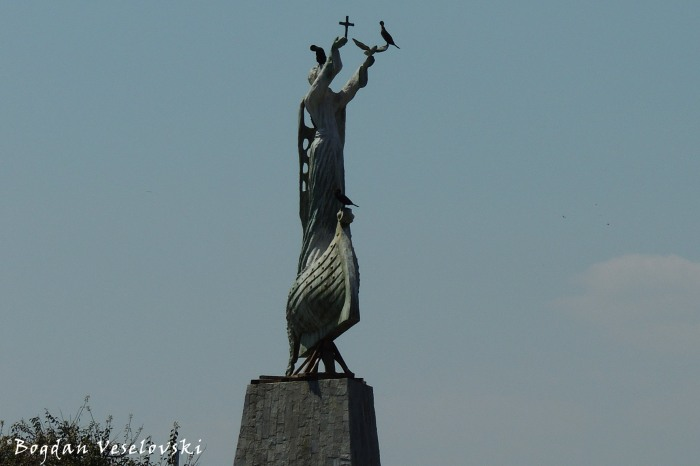 Statue of Saint Nicholas, Nessebar