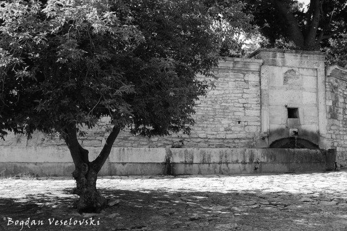Turkish fountain in Balchik