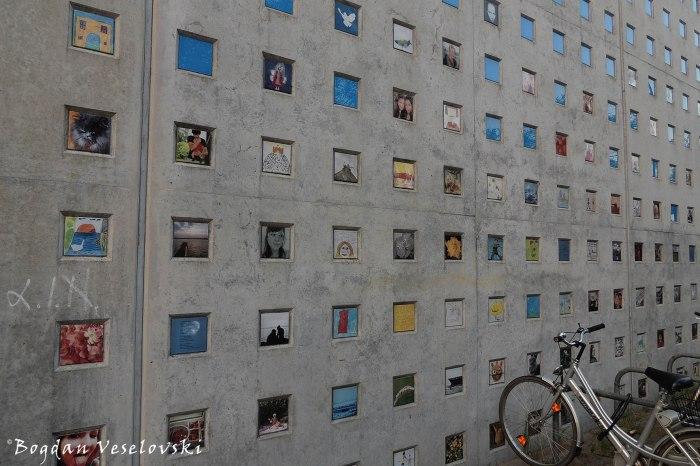 Wall art, Hamburg