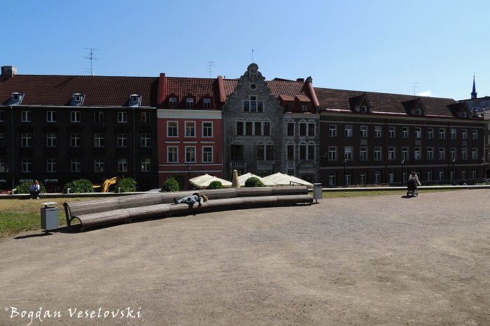 Harju tänav, Tallinn