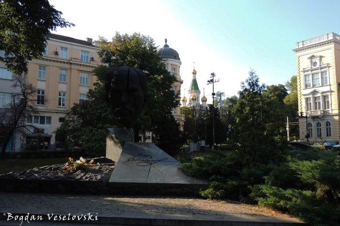 Monument to Stefan Stambolov, Sofia