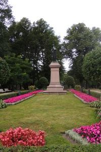 Pietari Brahen patsas (Per Brahe Statue by Walter Runeberg, Turku)