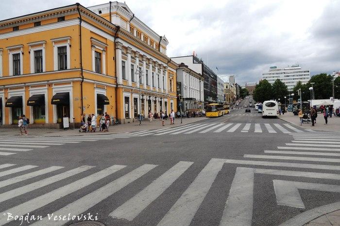 Åbo Svenska Teater & Turku Market Square