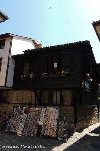 Revival house in Nesebar