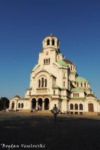 "Храм-паметник ""Свети Александър Невски"" ( St. Alexander Nevsky Cathedral, Sofia)"