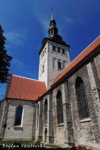 Niguliste kirik (St. Nicholas' Church, Tallinn)