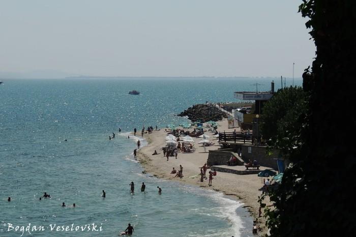 Black Sea Coast in Nesebar