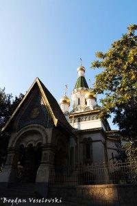 Руска църква (Russian Church, Sofia)