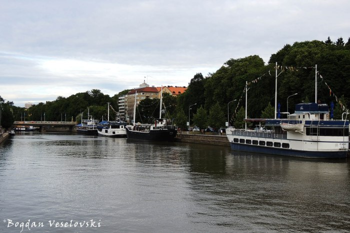 Aurajoki (Aura River, Turku)