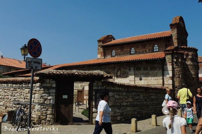 Църква Свети Стефан, Несебър (Church of St. Stephen, Nesebar)