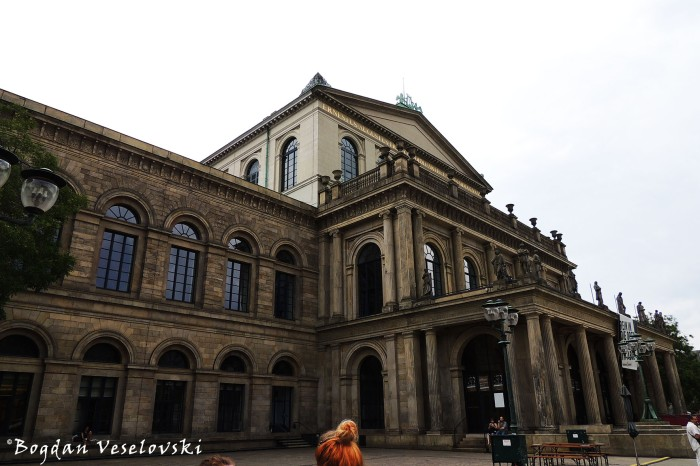 Staatsoper Hannover (State opera)