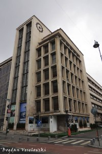152, Calea Victoriei - Palatul Monopolurilor de Stat (State Monopolies Palace, 1936-1941, arch. Duiliu Marcu)