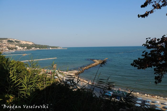The Coast of Balchik