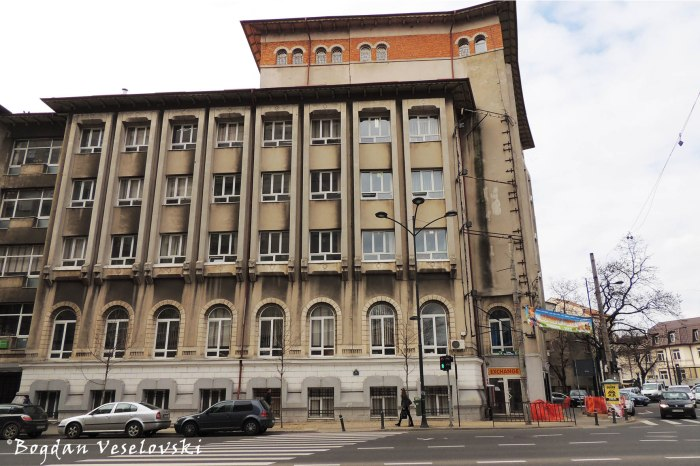 163, Calea Dorobanților - 'Titu Maiorescu' No. 45 School, Bucharest