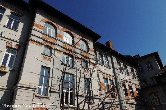 165, Traian Str. - 'A.D. Xenopol' Economical College Bucharest