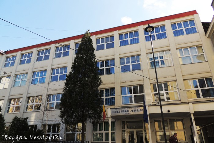 17, Italiană Str. - Spiru Haret National College Bucharest