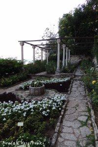 Garden in the Balchik Palace