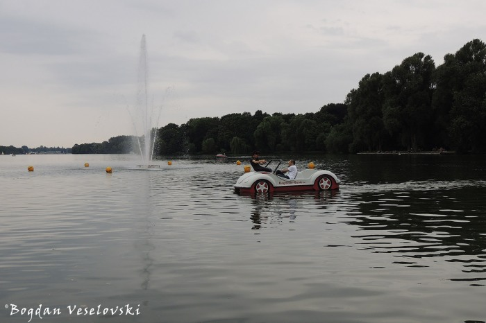 Maschsee Lake, hannover