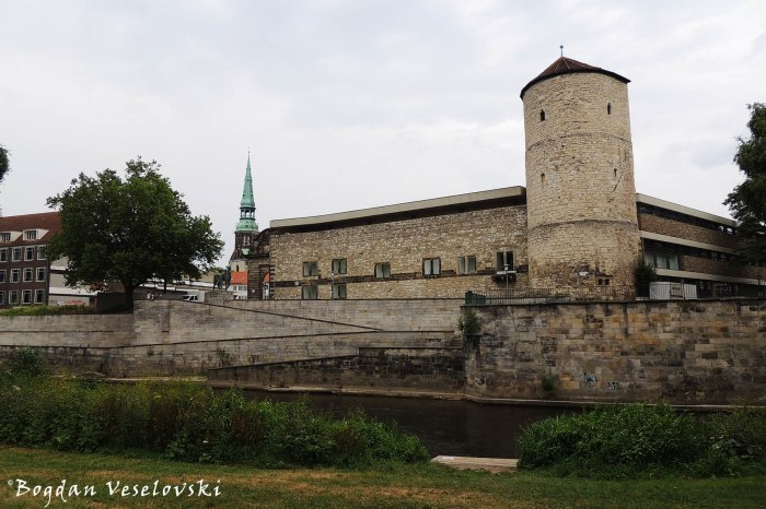 Hannover medieval walls  - The Museum of History