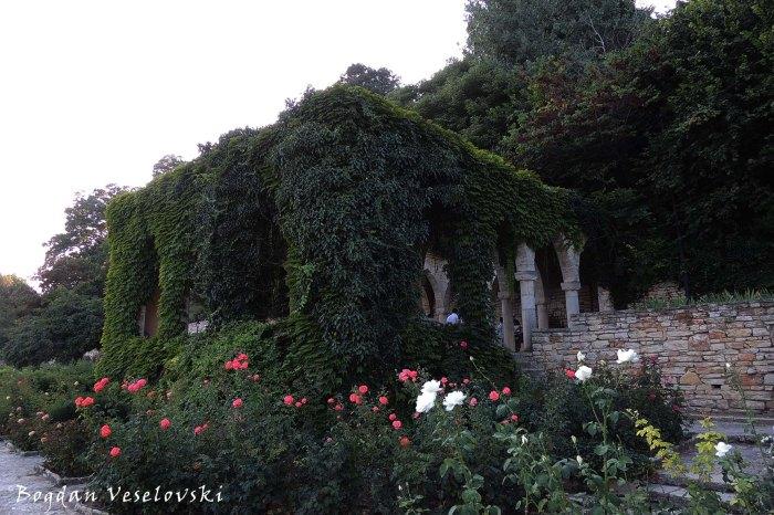 Balchik Palace - The Baths