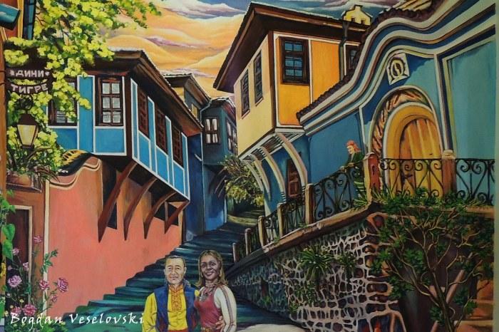 Colored Bulgaria