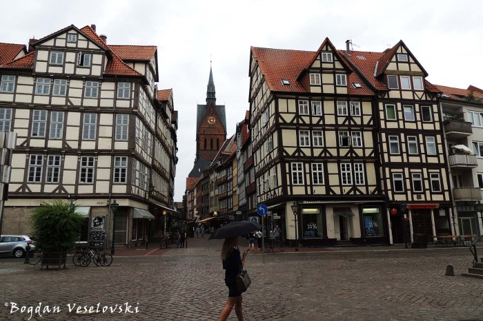 Holzmarkt, Hannover